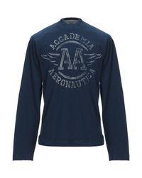 Accademia Blue Sweatshirt for men