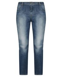 Pantalones vaqueros Please de color Blue