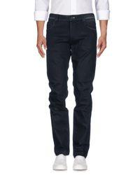 Fendi Black Denim Trousers for men