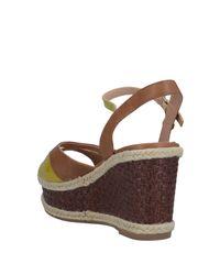 GAUDI Multicolor Sandals