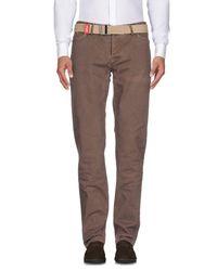 Pantalon Jaggy pour homme en coloris Brown