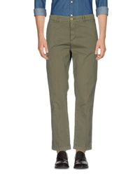 Pantalon Haikure pour homme en coloris Green