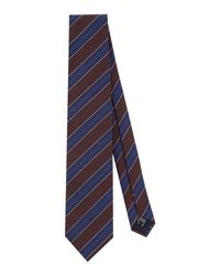 Cravatta di Fiorio in Blue da Uomo