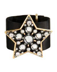 Lanvin Black Bracelet