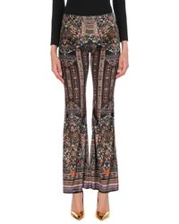 Pantalones Black Coral de color Black