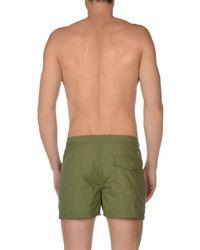 Colmar - Green Swimming Trunks for Men - Lyst