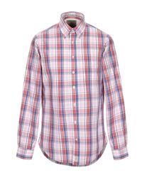 Camisa Arrow de hombre de color Pink