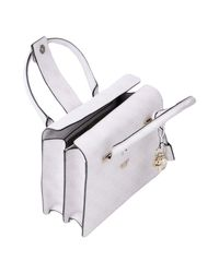 Guess Gray Handbag