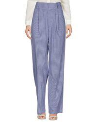 Pantalones Momoní de color Blue