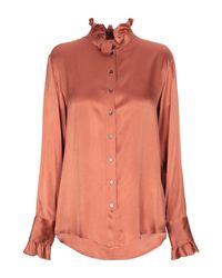 Her Shirt Orange Shirt