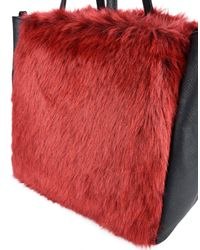 Bolso de mano Jolie By Edward Spiers de color Red