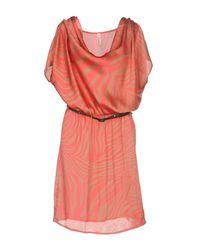Souvenir Clubbing Pink Short Dress