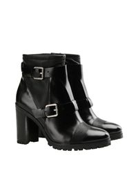 Carlo Pazolini - Black Ankle Boots - Lyst