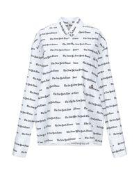 Camisa Away New York Times Etudes Studio de color White