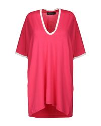 Satine Label Pink T-shirts