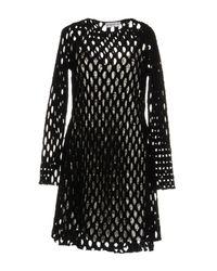 Sonia Rykiel Black Short Dress