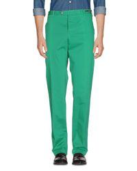 Pantalones PT01 de hombre de color Green
