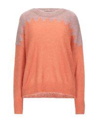 Isabel Marant Orange Pullover