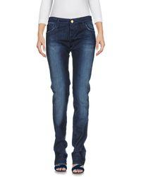 Versace Jeans Blue Denim Trousers