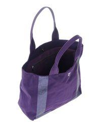 Pinko   Purple Handbag   Lyst