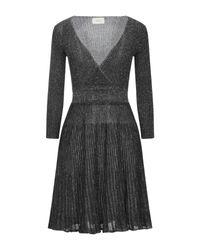 ViCOLO Black Short Dress