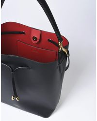 Lauren by Ralph Lauren Black Handbag