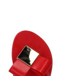 Melissa Red Girl Jason Wu Ad Sandals