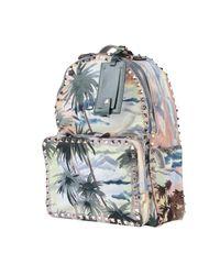 Valentino Garavani Blue Backpacks & Bum Bags