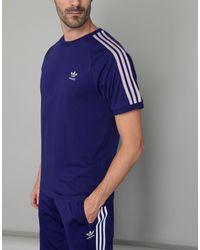 Camiseta Adidas Originals de hombre de color Blue