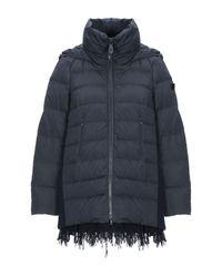 Peuterey Blue Down Jacket