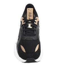 PUMA Low Sneakers & Tennisschuhe in Black für Herren