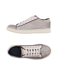 Brunello Cucinelli - Natural Low-tops & Sneakers - Lyst