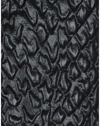 Lanvin Black Knee Length Skirt