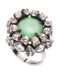 DANNIJO Green Ring