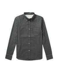 Universal Works Hemd in Gray für Herren