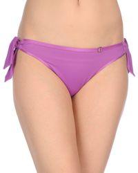 La Perla Purple Swim Brief
