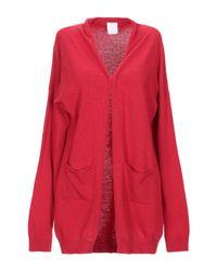 Cardigan di Nolita in Red