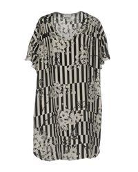 Paul & Joe Black Short Dress