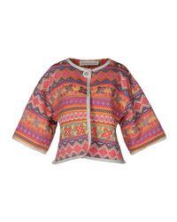 Veste Shirtaporter en coloris Multicolor
