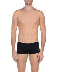 DSquared² Black Swimming Trunks for men