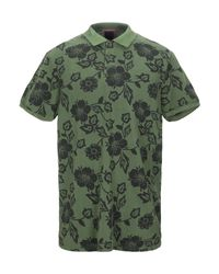 Polo Scotch & Soda pour homme en coloris Green