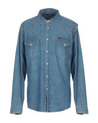Lee Jeans Jeanshemd in Blue für Herren