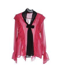 Camicia di Annarita N. in Pink