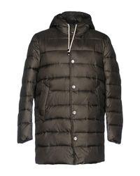 Officina 36 - Green Jacket for Men - Lyst