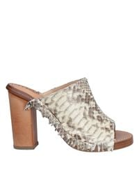 Erika Cavallini Semi Couture Multicolor Sandale
