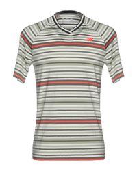 New Balance Green T-shirt for men