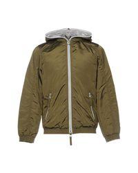Duvetica - Green Down Jackets for Men - Lyst