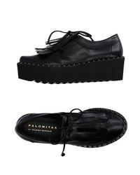 Palomitas By Paloma Barcelo' Black Loafer