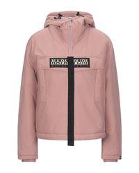 Napapijri Pink Jacket