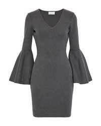 Vestito corto di MILLY in Gray
